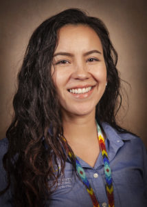 Sharell Hill - Tribal Leadership Coordinator